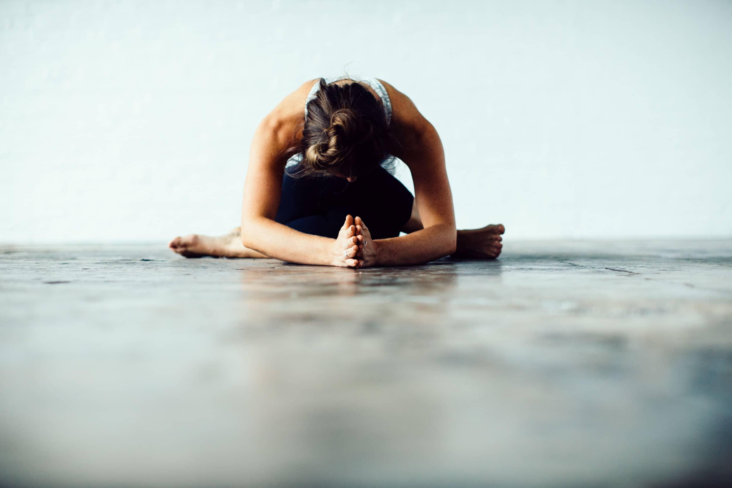 Five Yoga Poses for Tight Hips