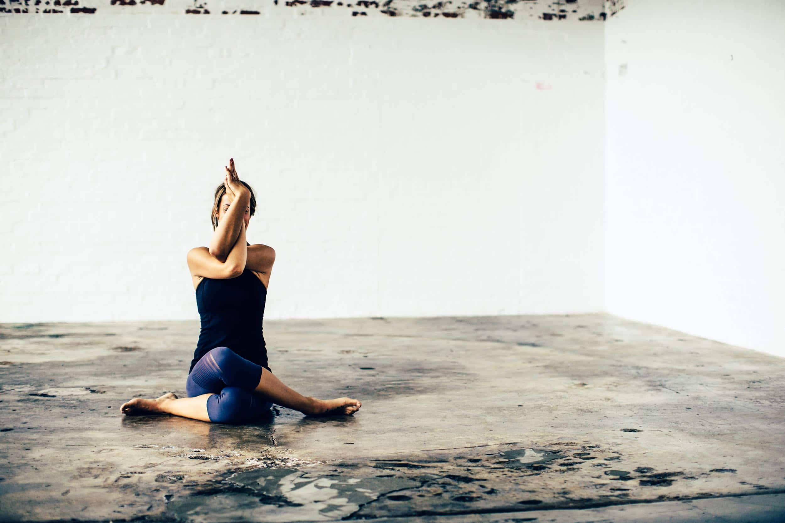Why Yin Yoga can be such a powerful practice