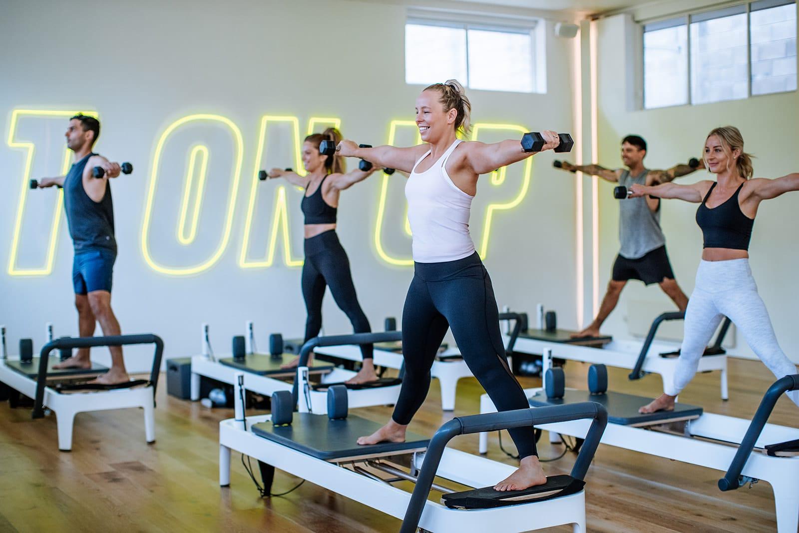 Benefits of Reformer Pilates